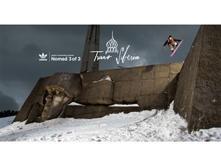 adidas Snowboarding präsentiert die finale Folge der Nomad Series