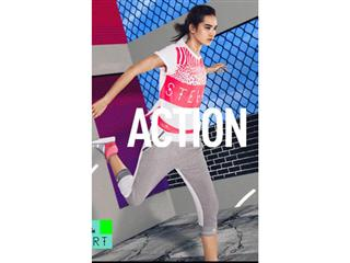 adidas StellaSport for action girls