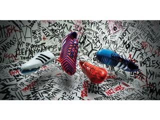 #ThereWillBeHaters: Nuova Collezione di Scarpe da Calcio adidas