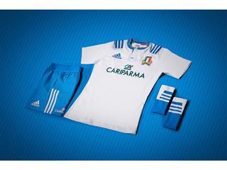 adidas presenta le nuove divisedella Federazione Italiana Rugby