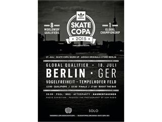 adidas Skate Copa Berlin