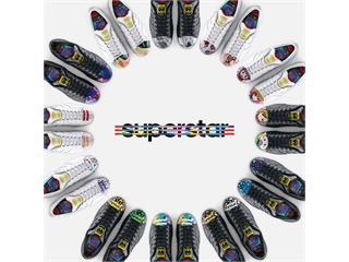 adidas Originals совместно с Фарреллом Уильямсом представляют коллекцию Supershell Artwork