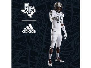 TexasA&M adidas AggieIce Full