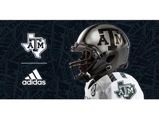 TexasA&M adidas AggieIce Helmet