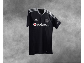 Orlando Pirates unveil a classic look with the new home and away kit for 2016/17