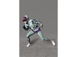 Run Full body action