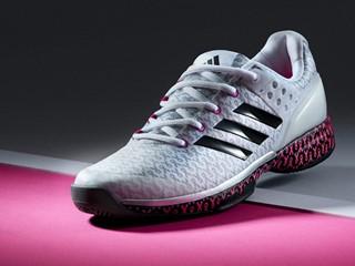 adidas prezintă ediţia limitată adizero Ubersonic2 Think Pink