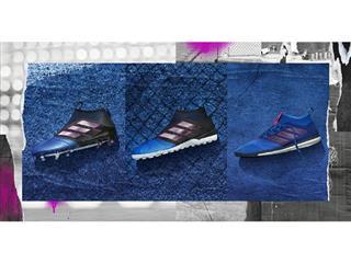 adidas Football presenta la collezione Blue Blast
