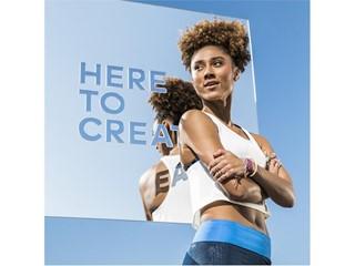 adidas desafía a todas las mujeres a desatar su creatividad en el deporte con su nueva campaña mundial #HereToCreate