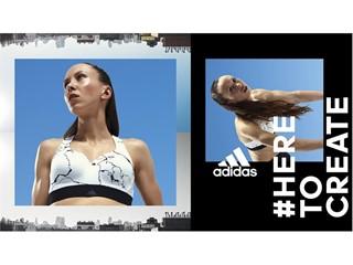 adidas pobudza kreatywność – pierwszy trening z serii adidas Women #HereToCreate już za nami!