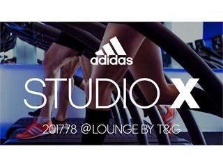 次世代型ランイベント『adidas -STUDIO X-』初開催