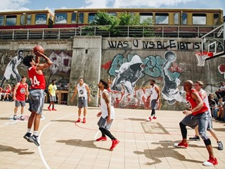 AS1 Kickz x adidas Court:  Berlin hat eine neue Basketball-Location