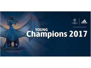 adidas UEFA Young Champions 2017 17SS FOOTBALL