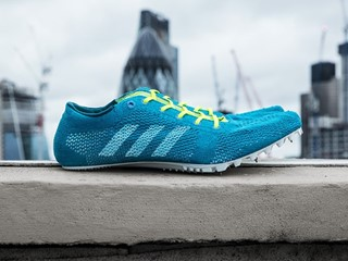 Parley Running Spikes side