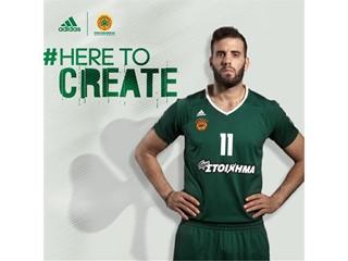 Ο Παναθηναϊκός Superfoods κυρίαρχος του παιχνιδιού με τις νέες εμφανίσεις της adidas για τη σεζόν 2017/2018