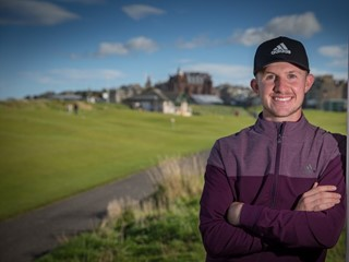 Scottish Talent Connor Syme Joins adidas Golf
