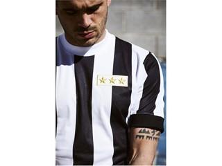 adidas lança edição limitada da camisa comemorativa da Juventus