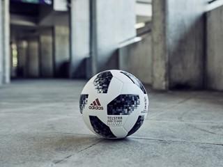 Offizieller Spielball der FIFA WM 2018™: adidas präsentiert den Telstar 18