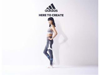 """adidas Special MeCAMP with Nana Eikura"" TOP"