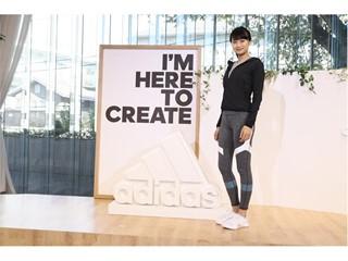 """""""adidas Special MeCAMP with Nana Eikura"""" 03"""