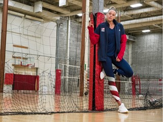 16 USA Volleyball & Olympic Hopeful Athletes Join the adidas Family