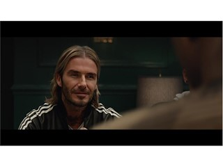 adidas Sport 17  'Calling All Creators' Campaign Film still - David Beckham