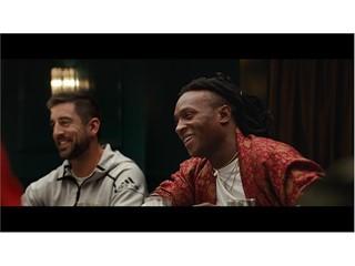 adidas Sport 17  'Calling All Creators' Campaign Film still - Aaron Rodgers & DeAndre Hopkins