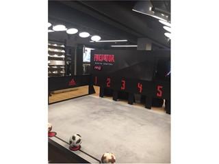 Το Predator προκαλεί «έκρηξη» στο adidas Store Νέα Ερυθραία και στο adidas Store Ελληνικό