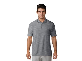 UP Heather Polo grey three carbon