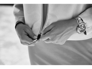 Singled Out Garbine Zipper Detail