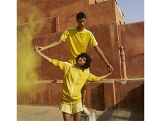 adidas Originals by Pharrell Williams — Hu Holi adicolor Collection Spring/Summer 2018
