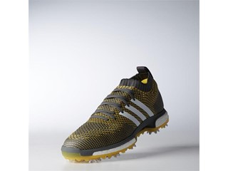 TOUR360 Knit grey five-white-eqt yellow D