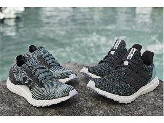 UltraBOOST X Parley and UltraBOOST Parley