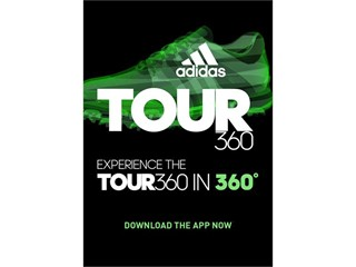 adidas Golf enter new dimension with Augmented Reality