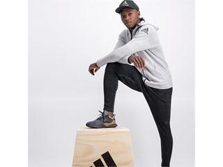 Kagiso Rabada in adidas Z.N.E Hoodie