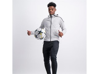 Lyle Foster in adidas Z.N.E Hoodie
