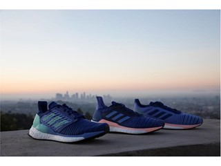 Η adidas παρουσιάζει το SOLARBOOST και μια νέα εποχή running ανατέλλει
