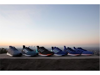adidas Running_SOLARBOOST Group photo