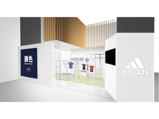 """adidas 勝色Collection"" TOP"