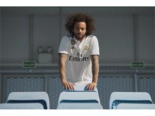 Após terceira conquista da Liga dos Campeões, adidas revela as novas camisas do Real Madrid para a temporada 2018/2019