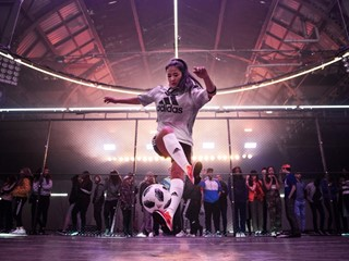 ADIDAS ASSEMBLES A TEAM OF THE WORLD'S MOST INFLUENTIAL CREATORS FROM ACROSS SPORT CULTURE TO PROVE CREATIVITY IS THE ANSWER