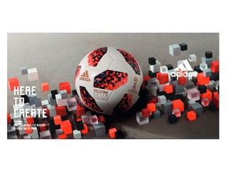 2018 FIFAワールドカップ ロシア™ ノックアウトステージ公式試合球 TELSTAR MEYTA(テルスター ミチター)