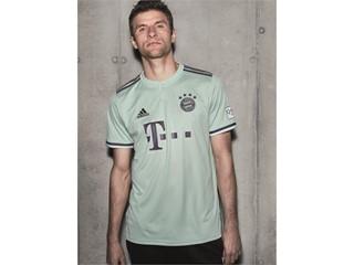 FC Bayern Auswärtstrikot 5