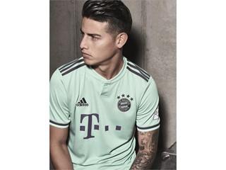 FC Bayern Auswärtstrikot 3