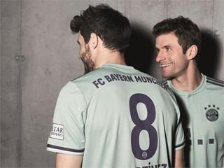 FC Bayern Auswärtstrikot 2