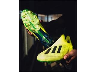 adidas Football представя X18+ от гамата Team Mode