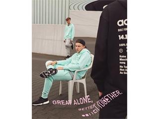 Great alone, better together! - osobowości ze świata streetwearu prezentują najnowsze kolorystyki butów P.O.D. System