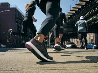 Η adidas αποκαλύπτει το νέο running παπούτσι PureBOOST GO,  ειδικά σχεδιασμένο για urban διαδρομές