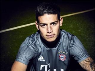 adidas revela a terceira camisa do Bayern de Munich para a temporada 2018/19