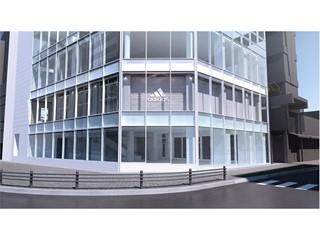 西日本初の「STADIUM」コンセプト店舗誕生  アディダス ブランドコアストア 三宮ゼロゲート